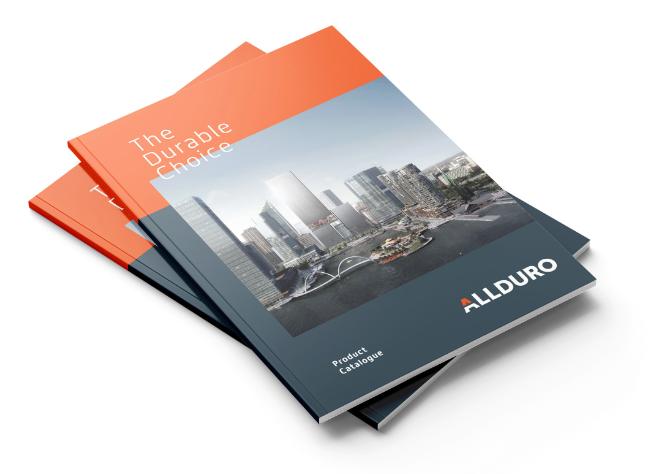 Allduro Waterproofing Supplies Perth Brochure